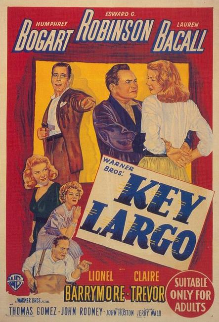 Key Largo / Murder on the Orient Express Photos + Posters