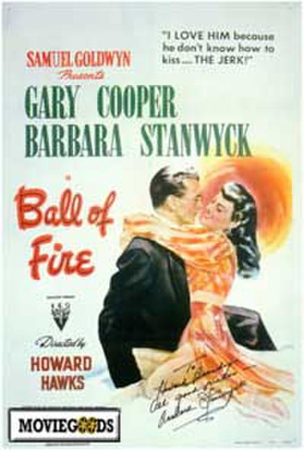 Ball of Fire / Twentieth Century Photos + Posters