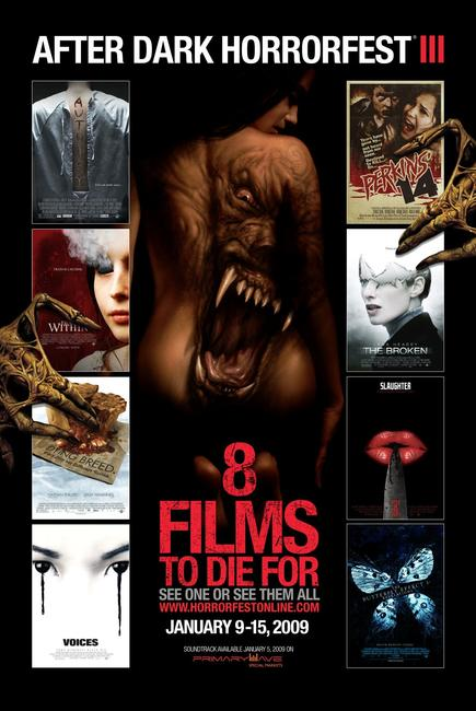 After Dark Horrorfest: 8 Films to Die for III Photos + Posters
