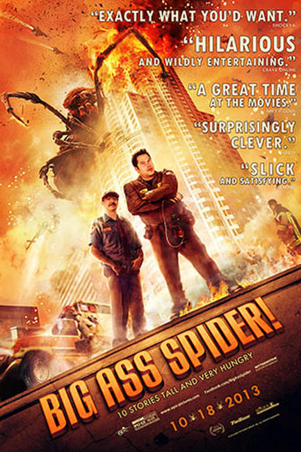 Big Ass Spider! Photos + Posters