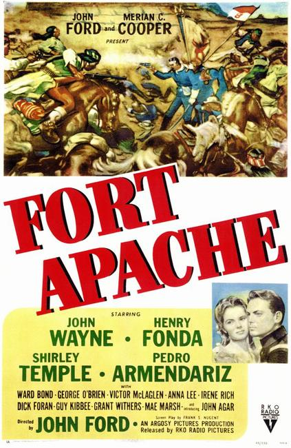 Fort Apache / She Wore A Yellow Ribbon Photos + Posters