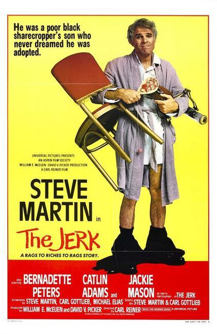 The Jerk / Dead Men Don't Wear Plaid Photos + Posters