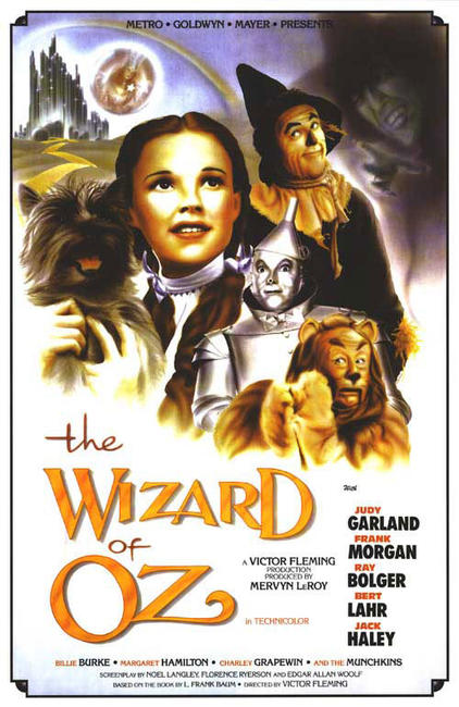 The Wizard of Oz/Labyrinth Photos + Posters