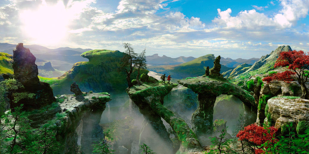 Oz The Great and Powerful 3D Photos + Posters