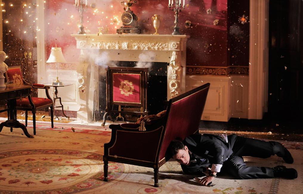White House Down Photos + Posters