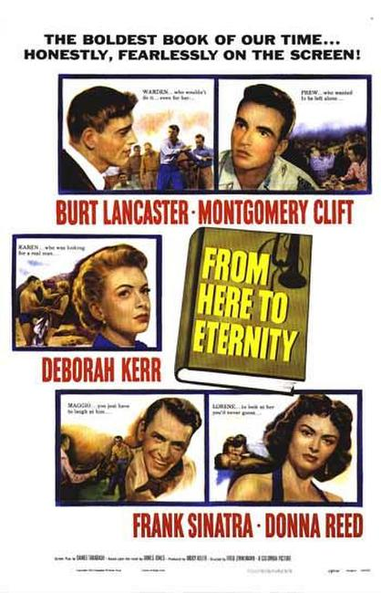 From Here to Eternity / Love is a Many-Splendored Thing Photos + Posters
