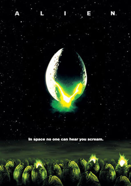 Alien Five Film Marathon Photos + Posters
