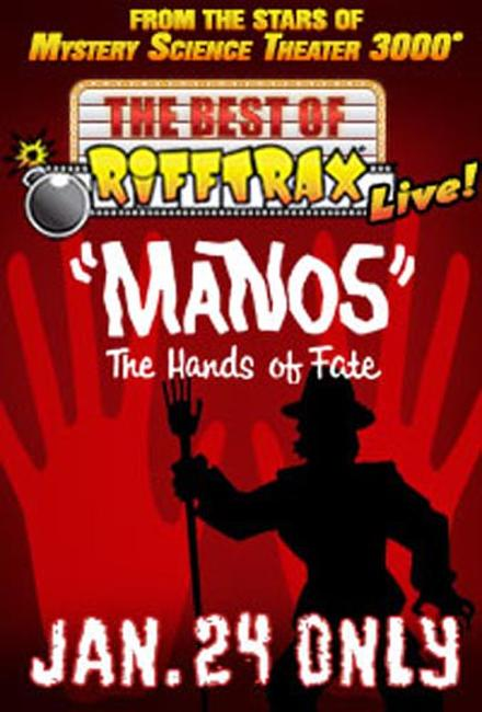 The Best of RiffTrax Live: Manos, the Hands of Fate Photos + Posters