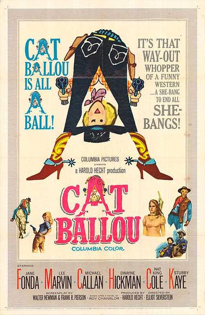 Cat Ballou / The Man Who Shot Liberty Vallance Photos + Posters