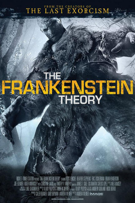 The Frankenstein Theory Photos + Posters