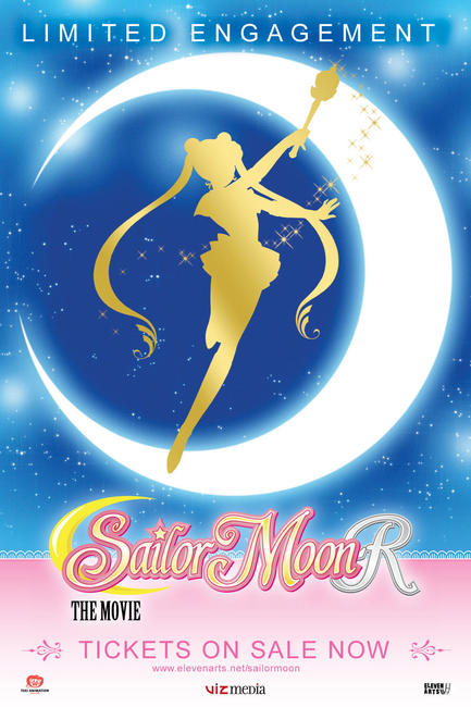 Sailor Moon R: The Movie: The Promise of the Rose Photos + Posters