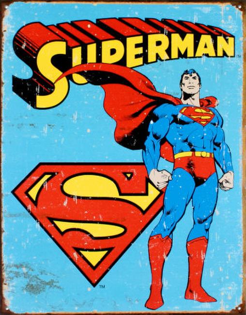 Superman Cartoons Photos + Posters