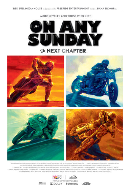 On Any Sunday: The Next Chapter Photos + Posters