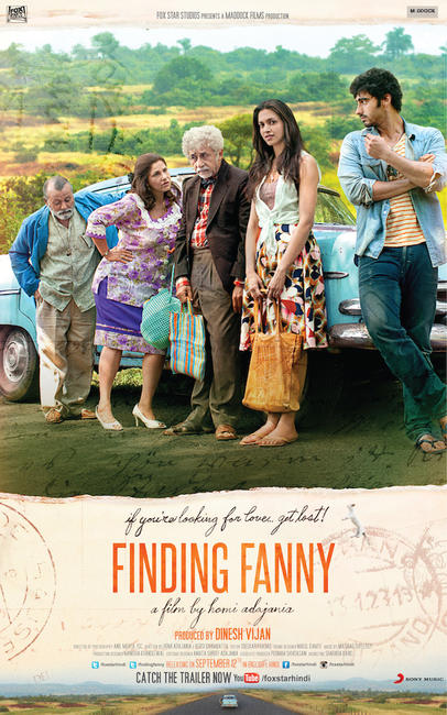 Finding Fanny Photos + Posters