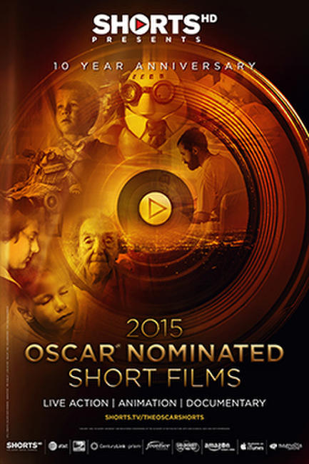 2015 Oscar-Nominated Animated Shorts Photos + Posters
