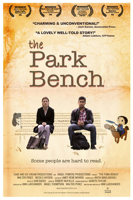 The Park Bench Photos + Posters