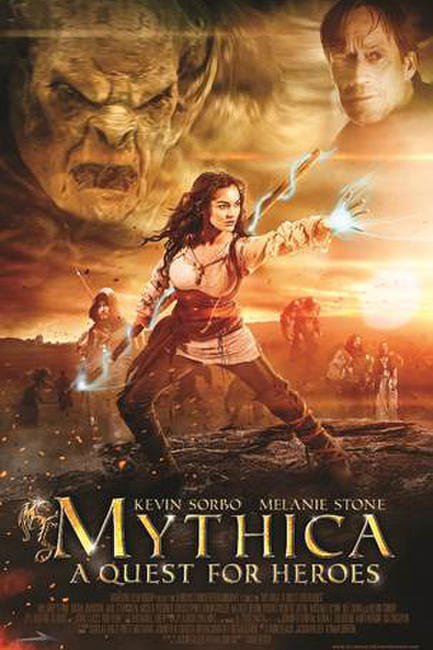 Mythica: A Quest for Heroes Photos + Posters