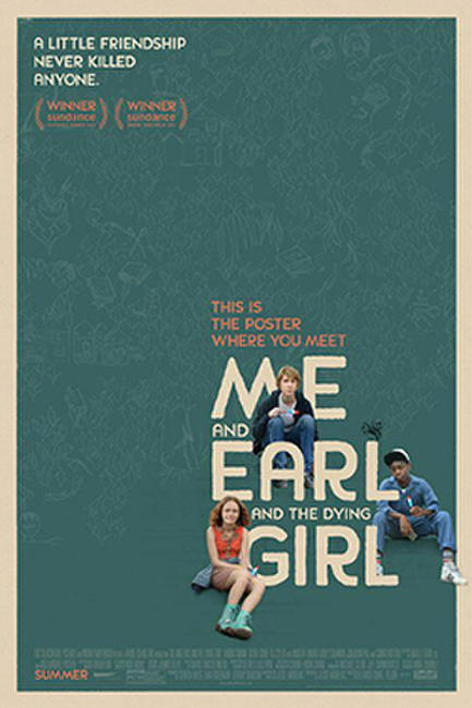 LIFF: Me And Earl And The Dying Girl Photos + Posters