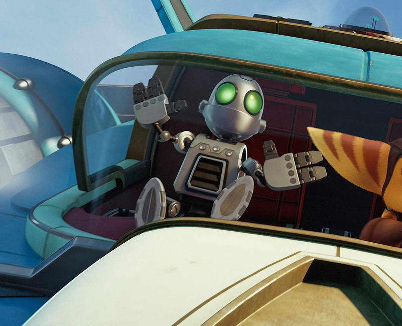 Ratchet & Clank Photos + Posters