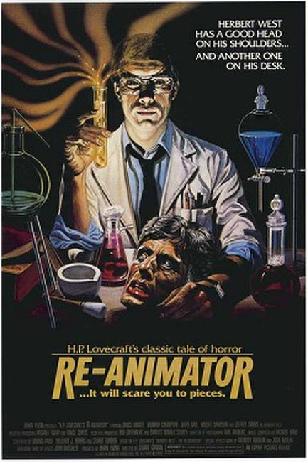 Re-Animator / From Beyond Photos + Posters