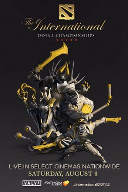 The International DOTA 2 Championship Photos + Posters