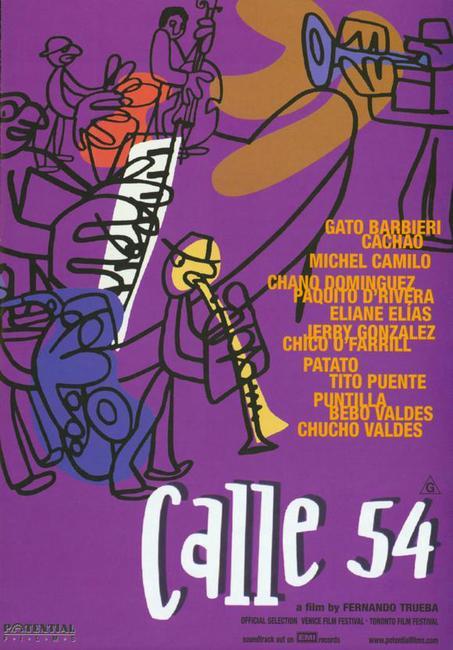 Cachao...Como Su Ritmo No Hay Dos / Calle 54 Photos + Posters