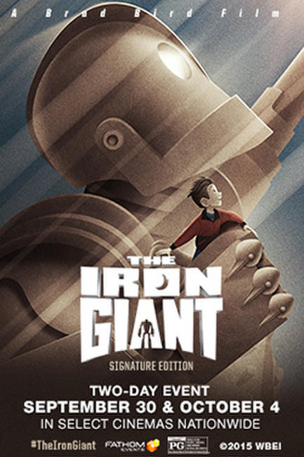 The Iron Giant: Signature Edition Photos + Posters