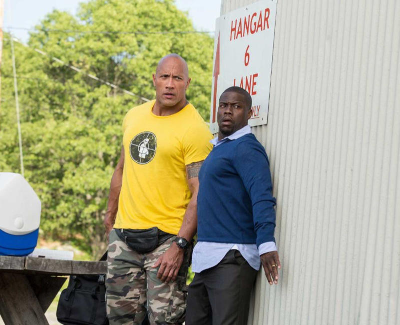 Central Intelligence Photos + Posters