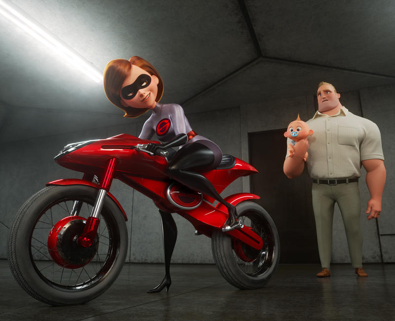 Incredibles 2 Photos + Posters
