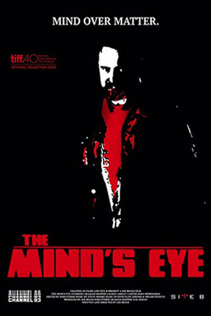 Steve Moore + THE MIND'S EYE Photos + Posters