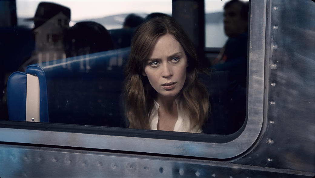 The Girl on the Train  Photos + Posters