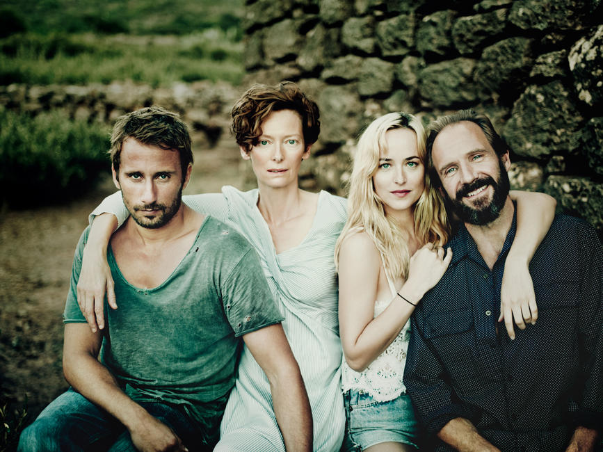 A Bigger Splash Photos + Posters