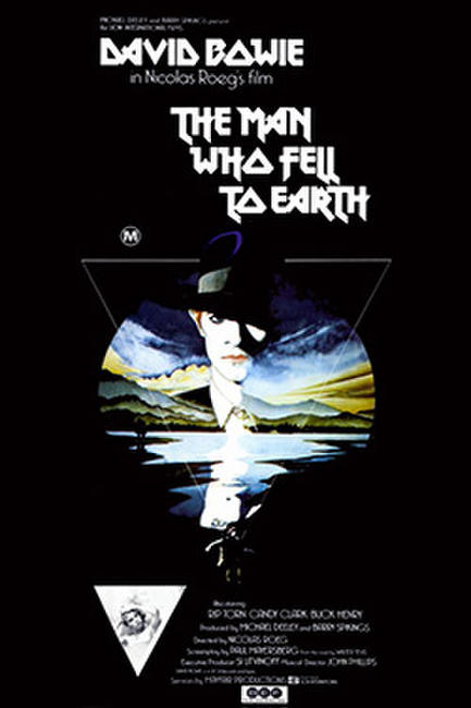 THE MAN WHO FELL TO EARTH/THE HUNGER Photos + Posters