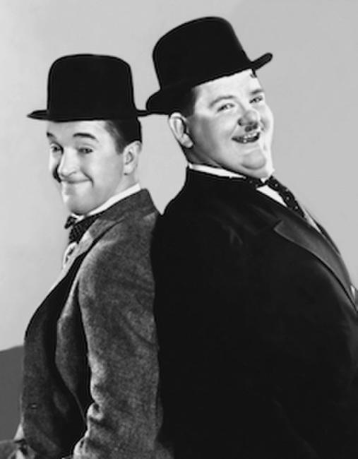 Restored Laurel and Hardy/The Flying Deuces Photos + Posters