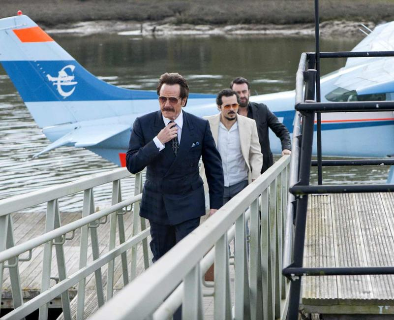 The Infiltrator Photos + Posters