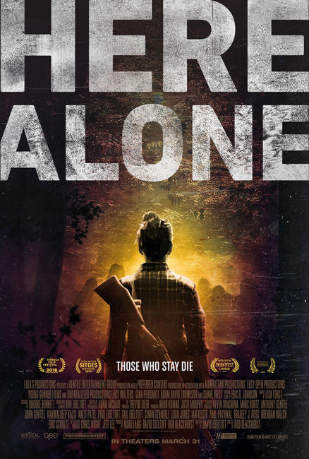 Here Alone Photos + Posters