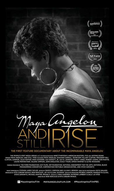 Maya Angelou and Still I Rise Photos + Posters