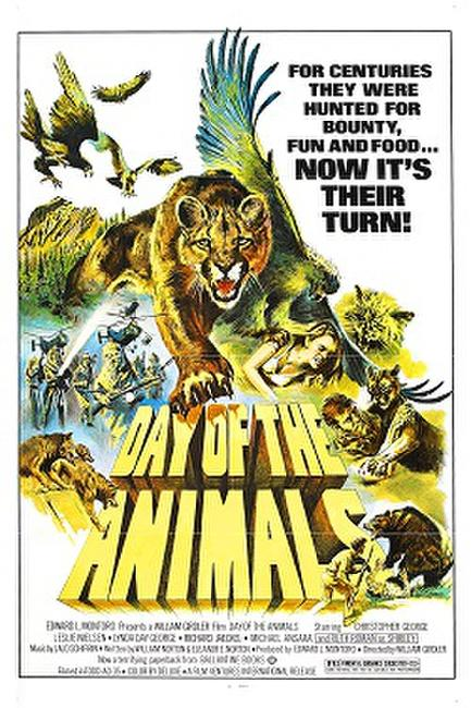 Day of the Animals/Wild Beasts Photos + Posters