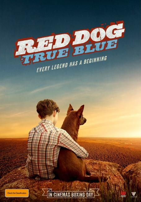 Red Dog: True Blue Photos + Posters