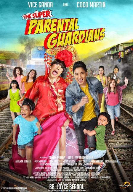 The Super Parental Guardians Photos + Posters