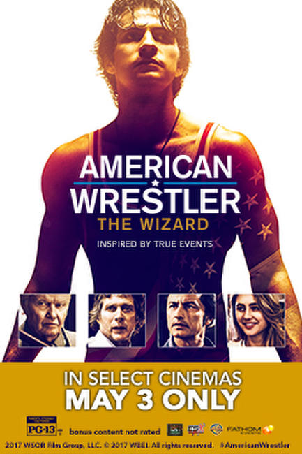 American Wrestler: The Wizard Photos + Posters