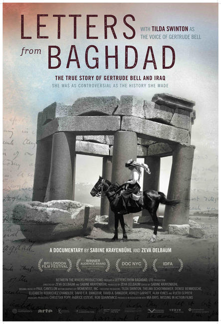 Letters from Baghdad Photos + Posters