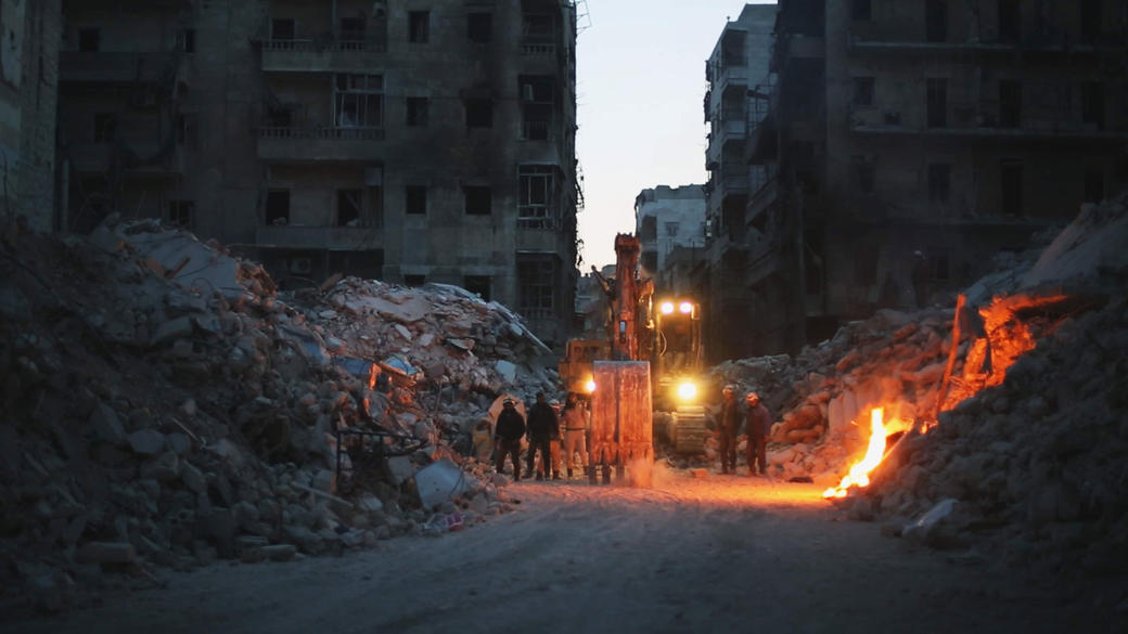 Last Men in Aleppo Photos + Posters