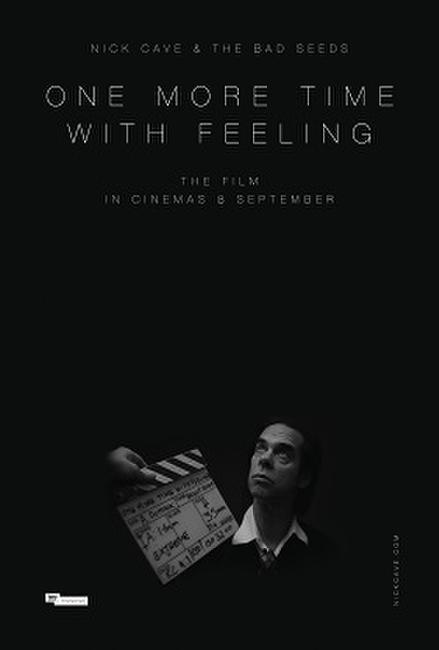 ONE MORE TIME WITH FEELING 3-D! Nick Cave in person Photos + Posters