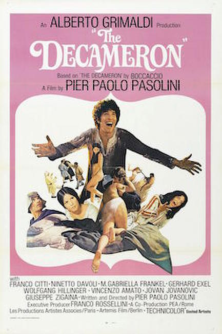 THE DECAMERON/ARABIAN NIGHTS Photos + Posters