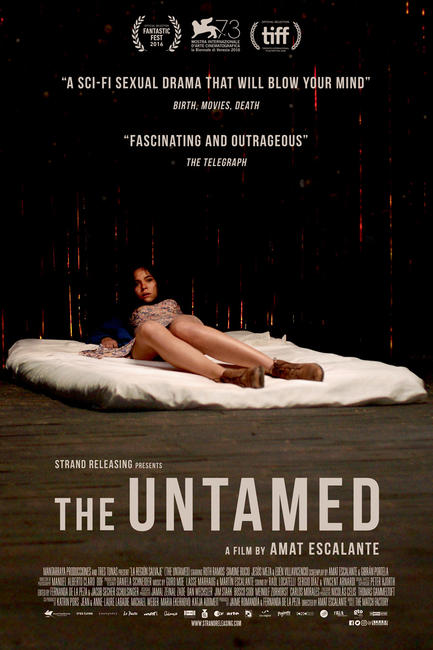 The Untamed Photos + Posters