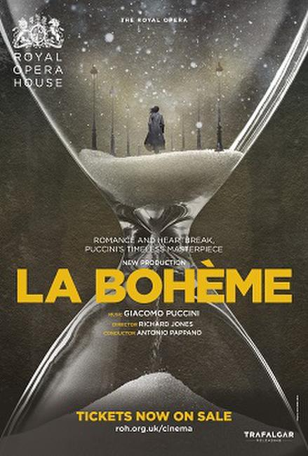 Royal Opera House: La Bohème (2017) Photos + Posters