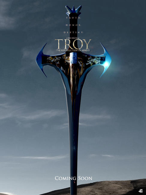 Troy: The Resurrection of Aeneas Photos + Posters