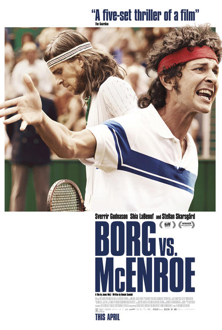 Borg vs McEnroe Photos + Posters