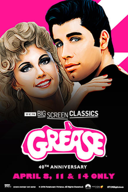 Grease 40th Anniversary (1978) presented by TCM Photos + Posters
